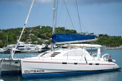 Yacht Charter OUTBACK | Ritzy Charters