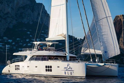 Yacht Charter OMBRE BLU3 | Ritzy Charters