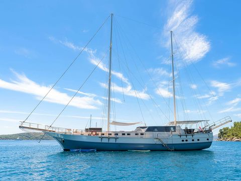 Yacht Charter Gulet Nautilus | Ritzy Charters