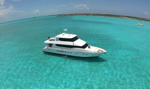 Yacht Charter TORTUGA | Ritzy Charters