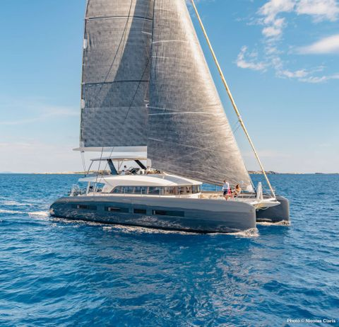 Yacht Charter Lagoon 77 2021 | Ritzy Charters