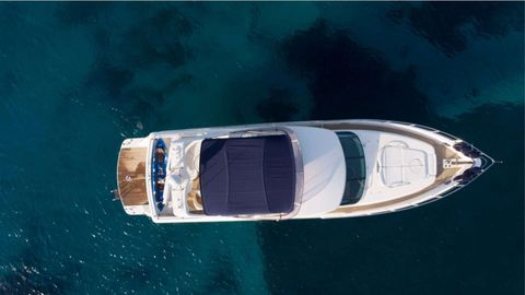 Yacht Charter MARLIN | Ritzy Charters