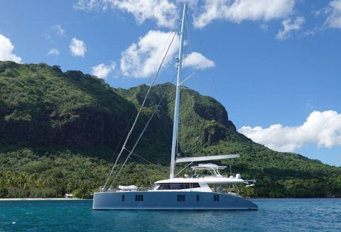 Yacht Charter ORION | Ritzy Charters