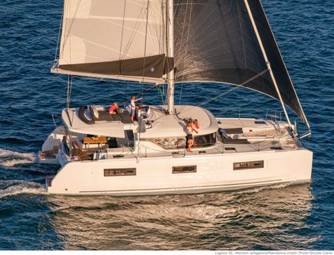 Yacht Charter Sophie | Ritzy Charters