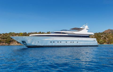 Yacht Charter SHOOTING STAR | Ritzy Charters
