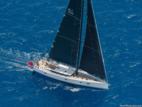 Yacht Charter CNB76 2021 | Ritzy Charters