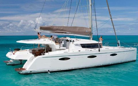Yacht Charter Perpetual Blue | Ritzy Charters