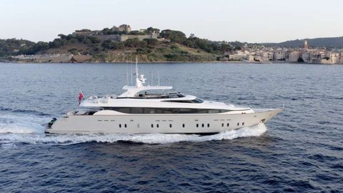 Yacht Charter M | Ritzy Charters