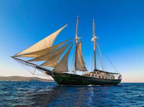 Yacht Charter ARKTOS | Ritzy Charters
