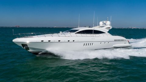 Yacht Charter HOUDINI | Ritzy Charters