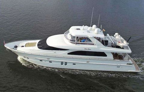 Yacht Charter ELLA CLARE | Ritzy Charters