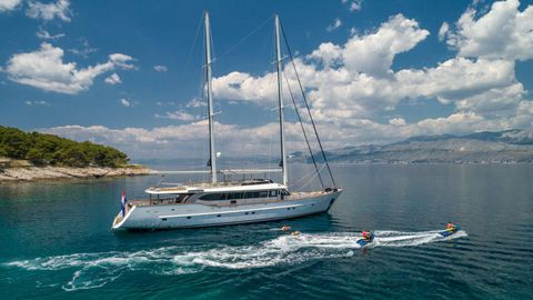 Yacht Charter NAVILUX | Ritzy Charters
