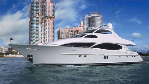 Yacht Charter Passion   Ritzy Charters
