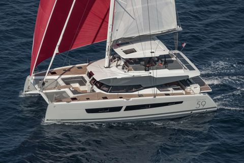 Yacht Charter ALLURE 59 | Ritzy Charters