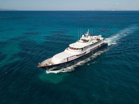 Yacht Charter WIND OF FORTUNE | Ritzy Charters