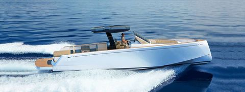 Yacht Charter BABY D | Ritzy Charters
