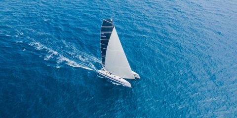 Yacht Charter GIVE ME FIVE | Ritzy Charters