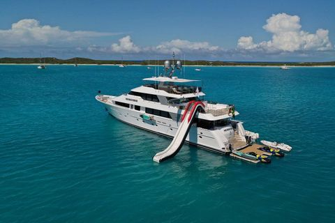 Yacht Charter NO BAD IDEAS | Ritzy Charters