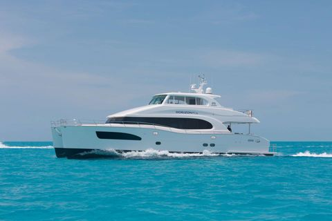 Yacht Charter SEAGLASS 74 | Ritzy Charters