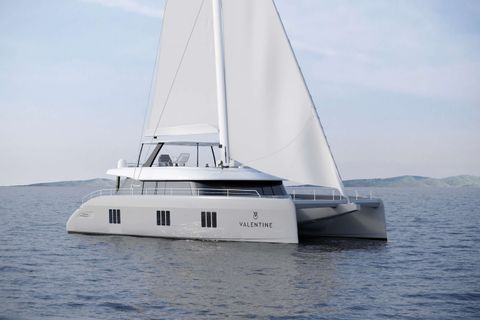 Yacht Charter VALENTINE | Ritzy Charters