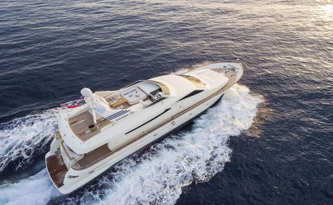Yacht Charter GORGEOUS | Ritzy Charters