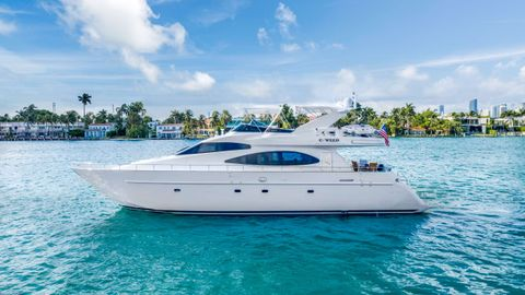 Yacht Charter C-WEED   Ritzy Charters