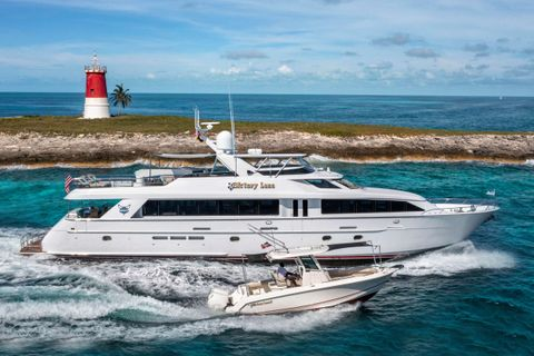 Yacht Charter VICTORY LANE | Ritzy Charters