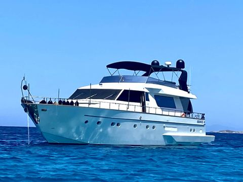 Yacht Charter ALL WE NEED | Ritzy Charters