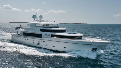 Yacht Charter She's a Peach | Ritzy Charters