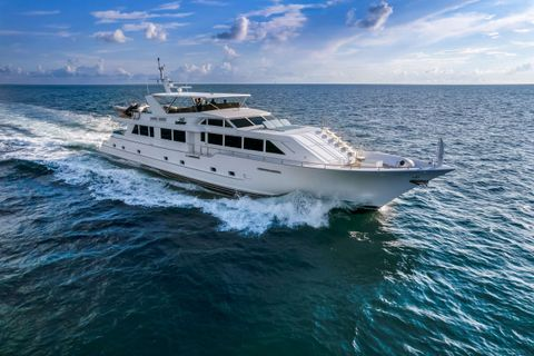 Yacht Charter DESLIZE | Ritzy Charters