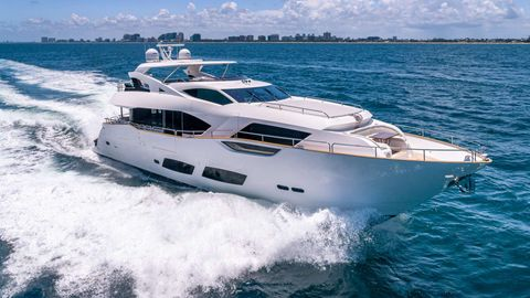 Yacht Charter MIRRACLE | Ritzy Charters