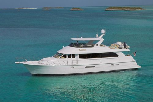 Yacht Charter TEMPTATION | Ritzy Charters