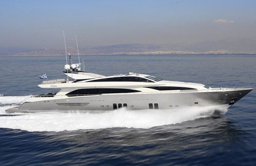 Yacht Charter DRAGON | Ritzy Charters