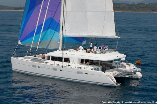 Yacht Charter CROCODILE DADDY | Ritzy Charters