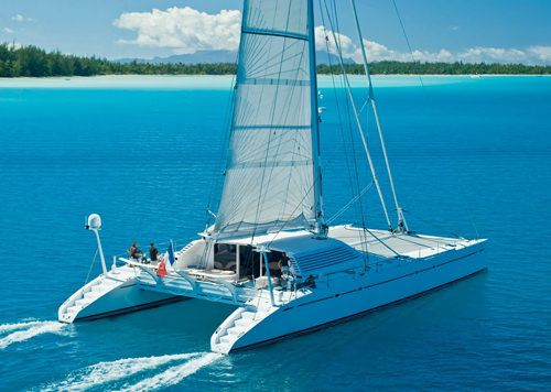Yacht Charter MAGIC CAT | Ritzy Charters