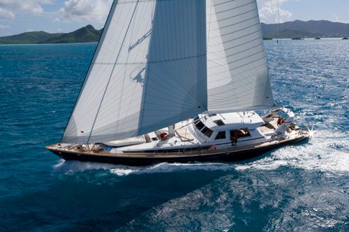 Yacht Charter REE   Ritzy Charters