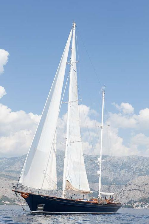 Yacht Charter LAURAN | Ritzy Charters