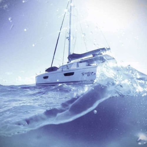 Yacht Charter STAND BY ONE | Ritzy Charters