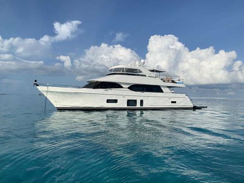 Yacht Charter ENTREPRENEUR | Ritzy Charters