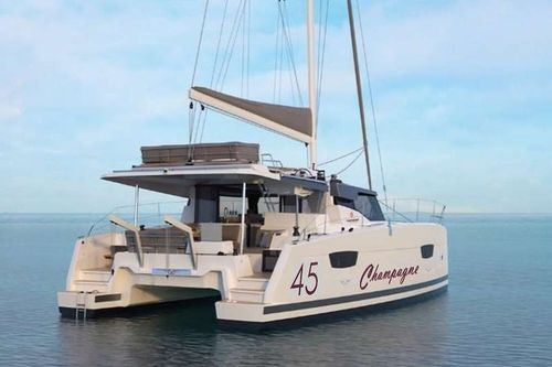 Yacht Charter CHAMPAGNE | Ritzy Charters