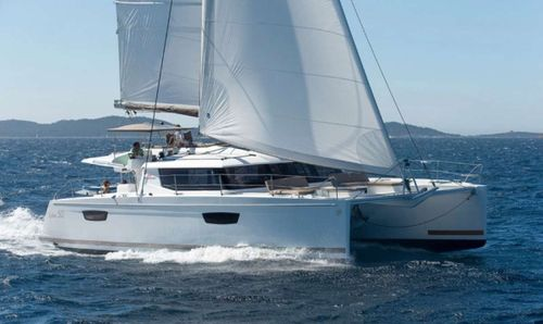 Yacht Charter Sol Mate | Ritzy Charters