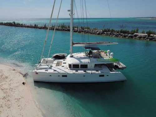 Yacht Charter Ocean Nomad | Ritzy Charters