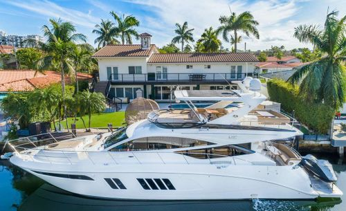 Yacht Charter THINK ITS HIS | Ritzy Charters