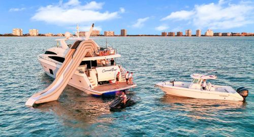 Yacht Charter Current $ea | Ritzy Charters