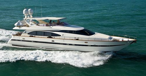 Yacht Charter ANYWAY   Ritzy Charters