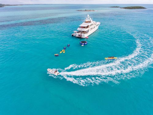 Yacht Charter LADY J | Ritzy Charters