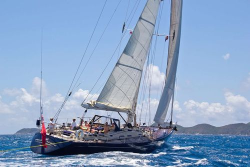 Yacht Charter PACIFIC WAVE   Ritzy Charters