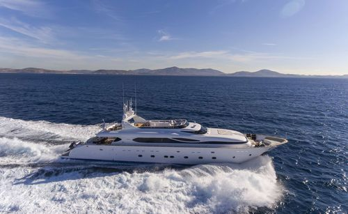 Yacht Charter PARIS A | Ritzy Charters