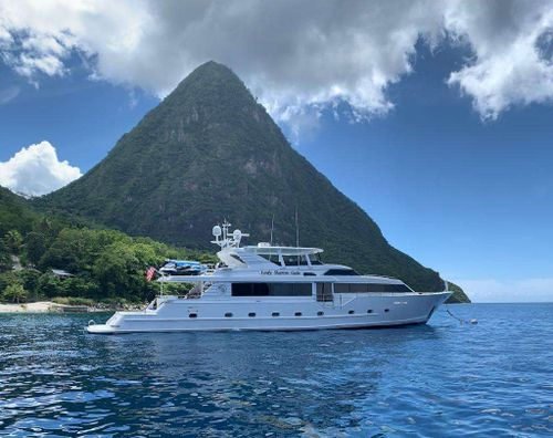 Yacht Charter LADY SHARON GALE | Ritzy Charters