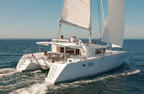 Yacht Charter OKEANOS | Ritzy Charters